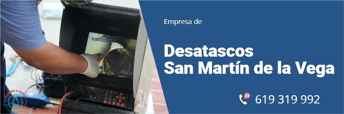 desatascos San Martín de la Vega